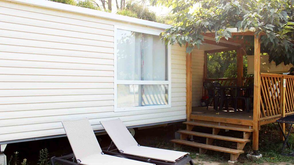 camping en Mobil-home-LOGGIA