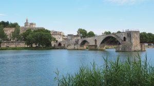 Avignon, activités en été