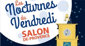 événement salon de provence aout