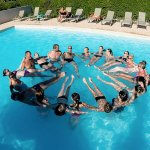 Camping Avignon avec piscine chauffée