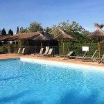 camping Avignon avec piscine chaufée